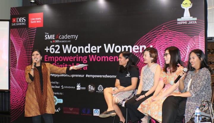 Gandeng Hipmi, Bank DBS Dorong Pertumbuhan UKM di Indonesia - Warta Ekonomi