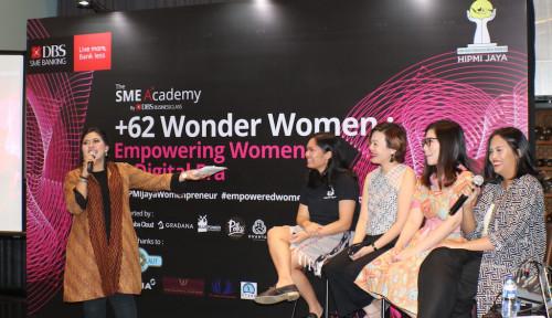 Foto Gandeng Hipmi, Bank DBS Dorong Pertumbuhan UKM di Indonesia