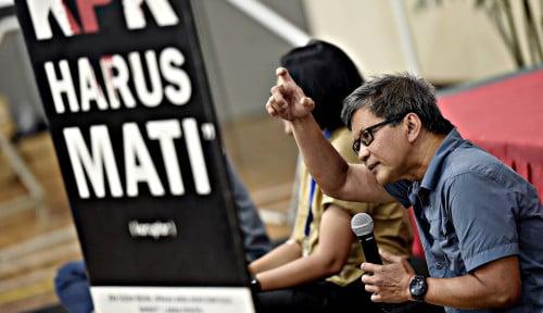 Jokowi Marah-Marah Pakai Teks, Sindir Rocky Gerung: Dungu!