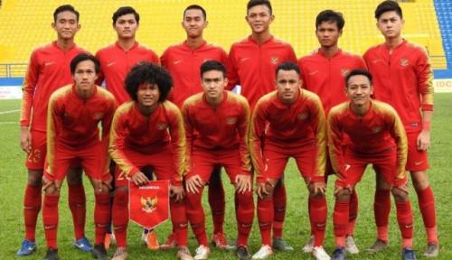 Foto Dramatis, Timnas U-18 Gagal Masuk Final Piala AFF 2019