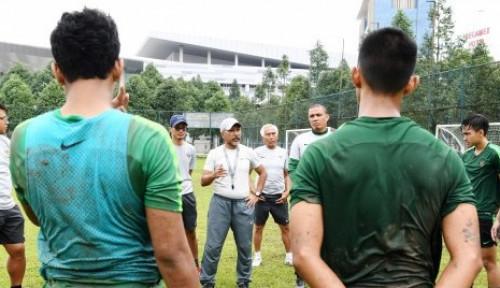 Foto Pelatih Timnas U-18: Myanmar Lebih Tangguh dari...