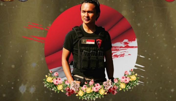 Polisi Naikkan Pangkat Briptu Hedar, Korban Tewas KKB Papua - Warta Ekonomi
