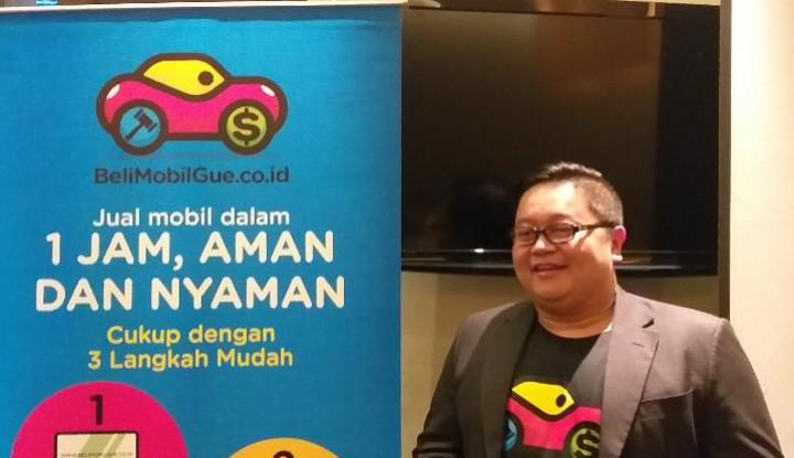 Pernah Bisnis Udang, Ini Sosok CEO BeliMobilGue Johnny Widodo - Warta Ekonomi