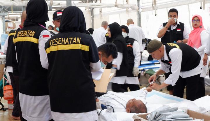 Awas Dehidrasi! Ini 15 Imbauan Kemenkes kepada Jemaah Haji saat Armuzna