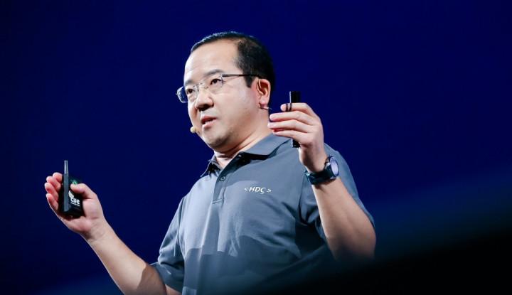 EMUI10 Mengudara, Huawei Mau Uji Coba Pertama di Seri P30 - Warta Ekonomi