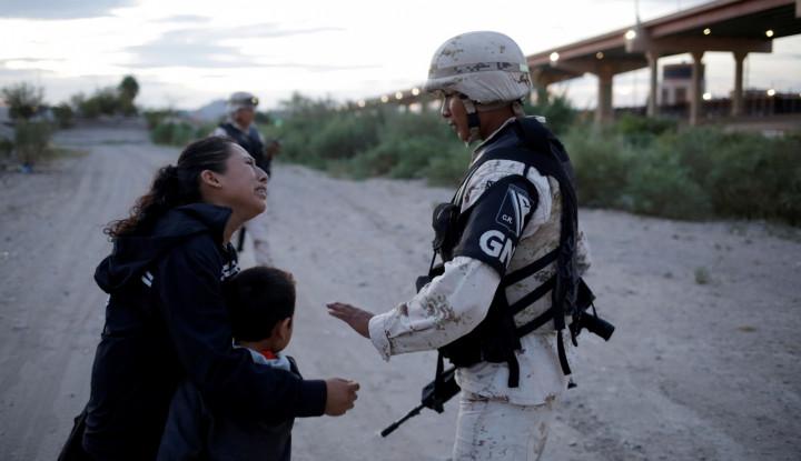AS Ciptakan Aturan Baru yang Persulit Imigran Miskin - Warta Ekonomi