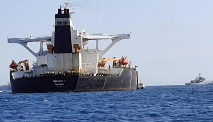 Iran Yakin Kapal Tankernya Segera Dibebaskan Inggris - Warta Ekonomi