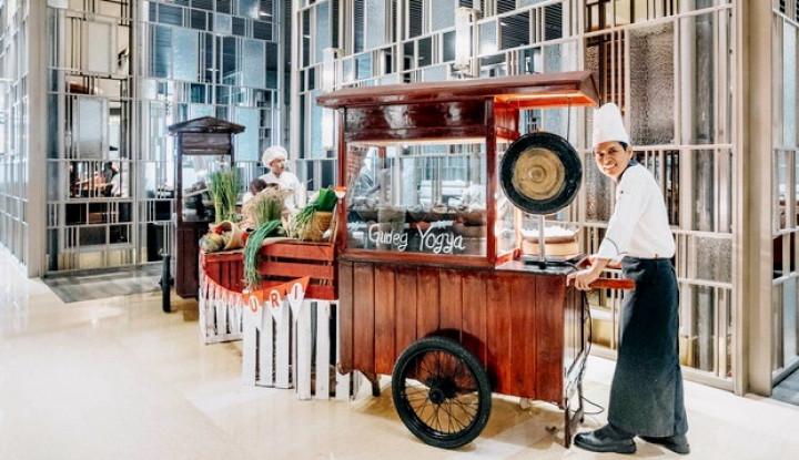 2 Hotel di Jakarta Sambut HUT RI dengan Kuliner Khas Nusantara - Warta Ekonomi