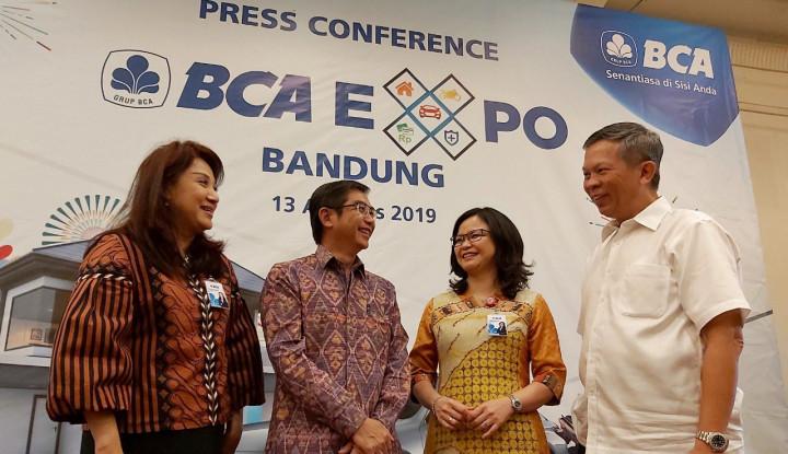Lagi, BCA Expo 2019 Bidik Bandung - Warta Ekonomi