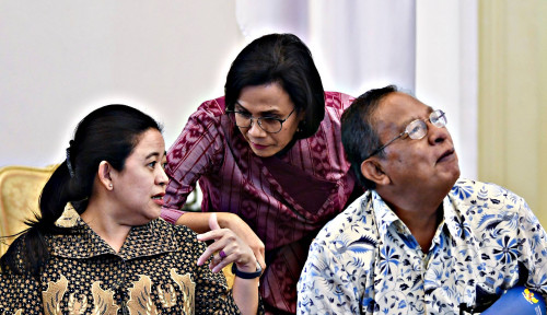 Foto Masa Hanif Jadi Plt Menpora, Harusnya Anak Bu Mega, Pak Jokowi