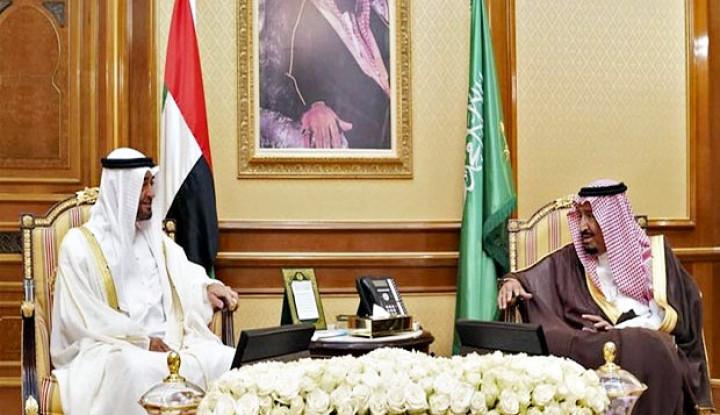 Pangeran UEA Temui Raja Salman, Apa Tujuannya? - Warta Ekonomi
