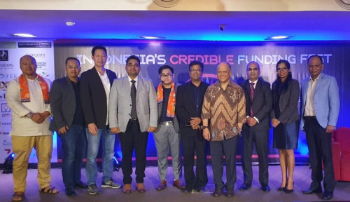 Foto Dalam Sehari, Indonesia Fund Festival Tarik Investasi Rp72 Miliar