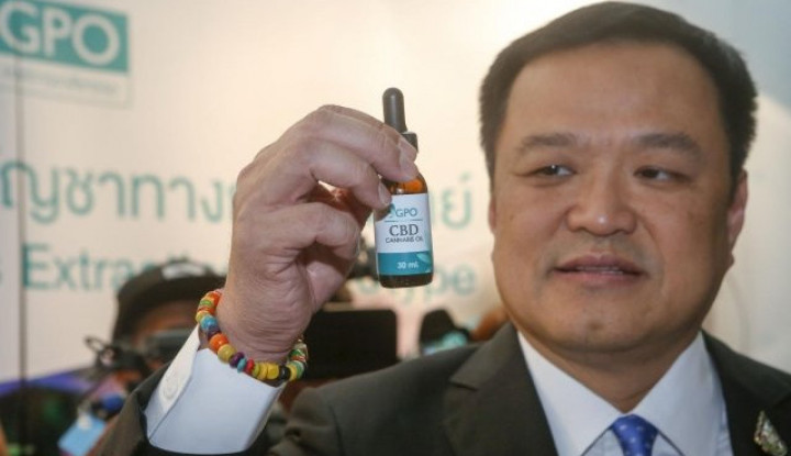 Thailand Resmi Legalkan Ganja Cair - Warta Ekonomi