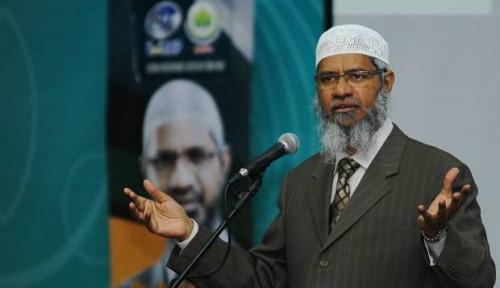 Zakir Naik Diprotes Karena Menghasut Warga Malaysia