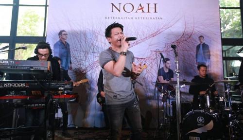 Foto Ada BCL di Konser Noah, Tapi...