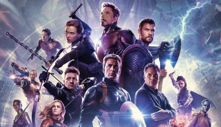 MCU Sebut Aktor Ini karena Punya Tugas Terberat di Avengers: Endgame - Warta Ekonomi