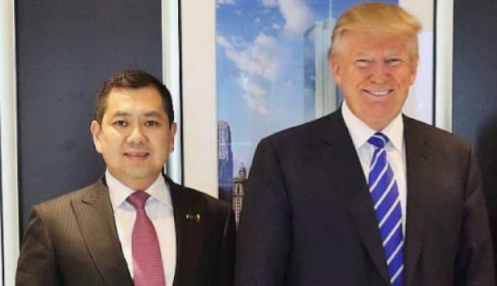 Perbandingan Harta Hary Tanoe vs Donald Trump, Lebih Tajir Siapa? - Warta Ekonomi