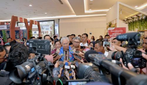 Foto Dorong Kemajuan UMKM, Mendag Resmikan Indonesia Great Sale dan Pameran Mall-to-Mall 2019