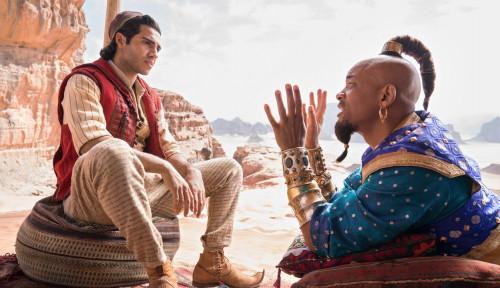 Foto Film Aladdin Laris Manis, Disney Tak Ingin Ada Sekuel?