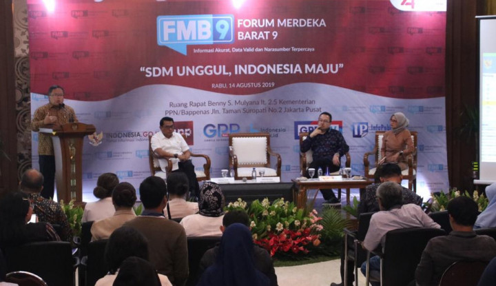 Bangun SDM Unggul, Indonesia Optimis Jadi Negara Maju Kelima Dunia pada 2030 - Warta Ekonomi