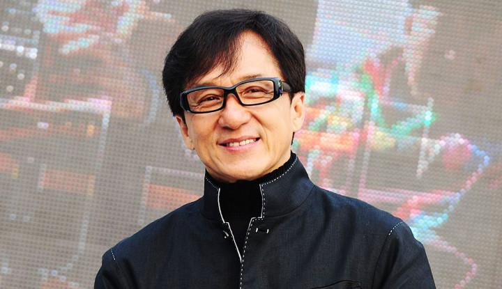 Ini 'Pesan' Jackie Chan untuk Hong Kong - Warta Ekonomi