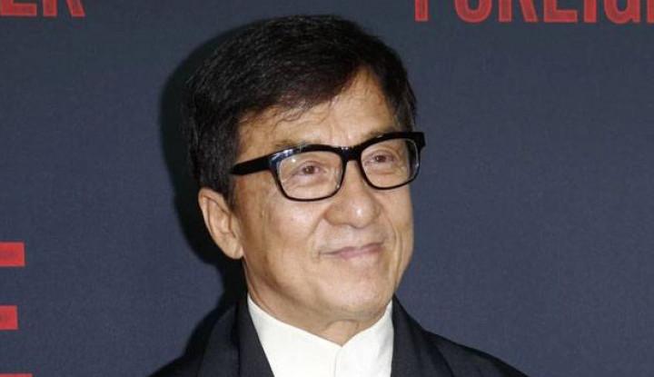 Kerusuhan di Hong Kong, Aktor Jackie Chan Bilang. . . - Warta Ekonomi