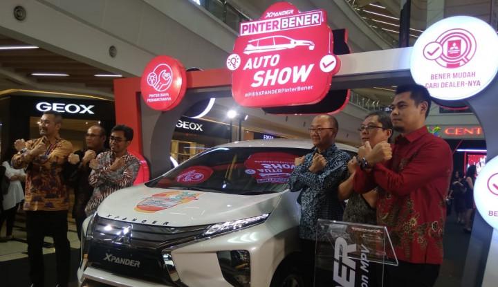 Mitsubishi Xpander Ambil Bagian 23,8% Pasar Otomotif Sumut - Warta Ekonomi
