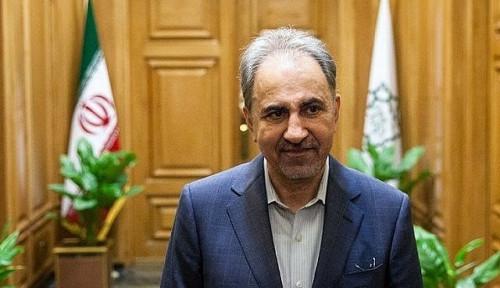 Foto Hendak Dieksekusi Mati Setelah Bunuh Istri, Mantan Wali Kota Teheran Diberi Ampunan