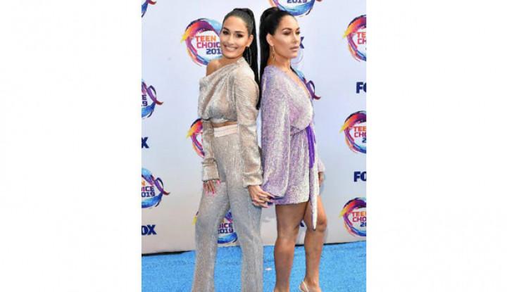 Si Kembar Nikki dan Brie Bella, Pegulat Tangguh dan Fenomenal - Warta Ekonomi