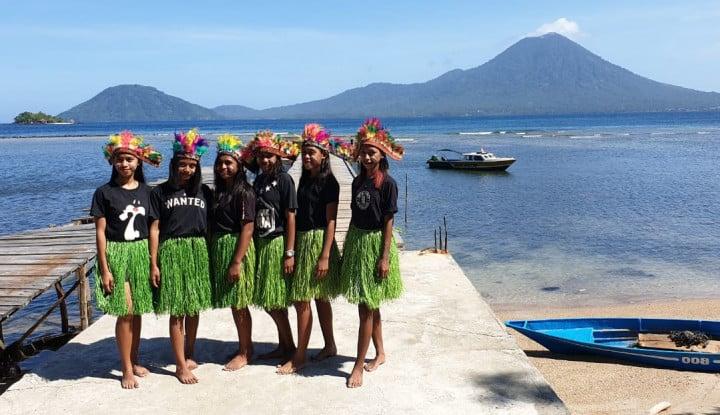 'Bali Baru' di Maluku Utara Ini Tawarkan Wisata Diving dan Snorkling, Tertarik? - Warta Ekonomi