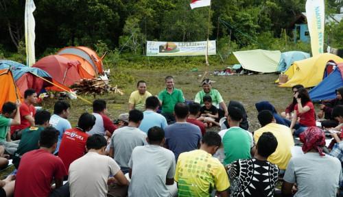 Foto Bank Bukopin Sosialisasi Budaya Baru Perusahaan