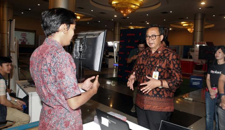 Top Karir Festival 2019 Harus Bisa Tingkatkan Kualitas SDM UMKM - Warta Ekonomi