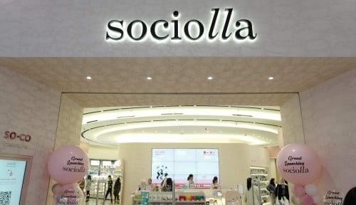 Foto Sociolla Buka Toko Offline di Lippo Mall Puri