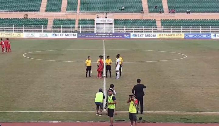 Imbang 1-1 Lawan Myanmar, Timnas Indonesia Juara Grup Piala AFF U-18 - Warta Ekonomi