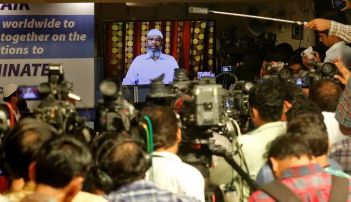 Sabah Tak Segan Tolak Zakir Naik Bila Terbukti Berpandangan Ekstrem - Warta Ekonomi