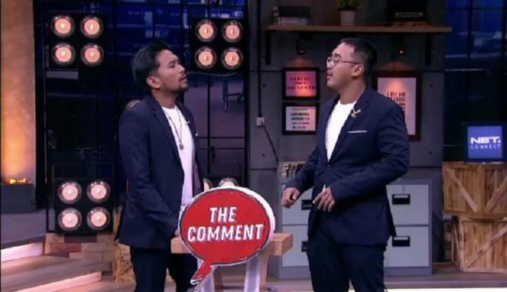Acara The Comment Selesai, Danang dan Darto Bilang. . . - Warta Ekonomi