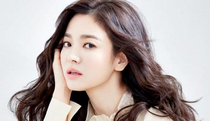 Tak Hanya Cantik, Song Hye Kyo Ternyata Peduli Sejarah - Warta Ekonomi