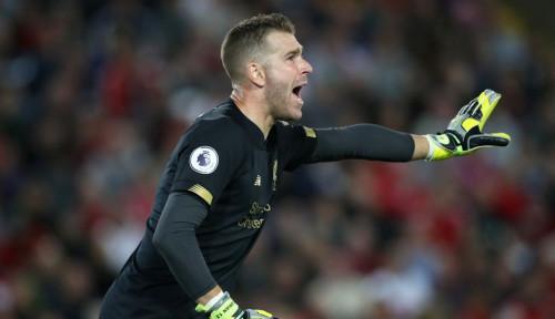 Foto Adrian Ungkapkan Perasaannya Usai Membawa Liverpool Juara