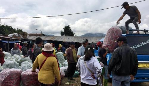 Foto KPPU Pantau Harga Pangan di Pasar Terbesar Sumut