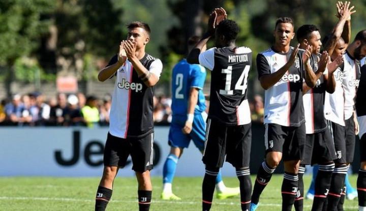 Cetak Gol di 3 Laga Terakhir, Apakah Juventus Masih Ingin Menjual Dybala? - Warta Ekonomi