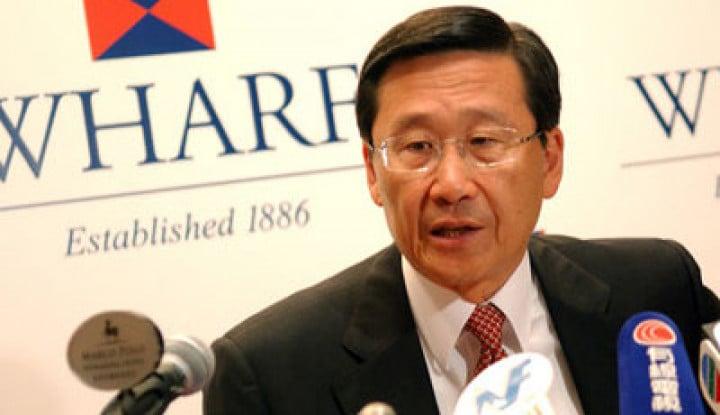 Hong Kong Masih Kisruh, Miliarder Peter Woo 'Jatuh Miskin' - Warta Ekonomi