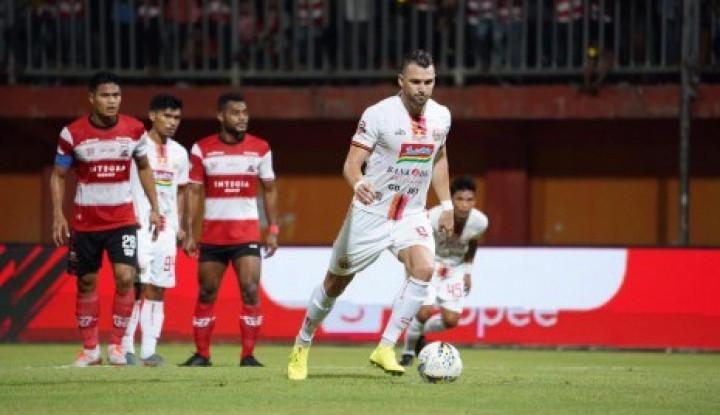Persija Tahan Imbang Madura United 2-2 - Warta Ekonomi