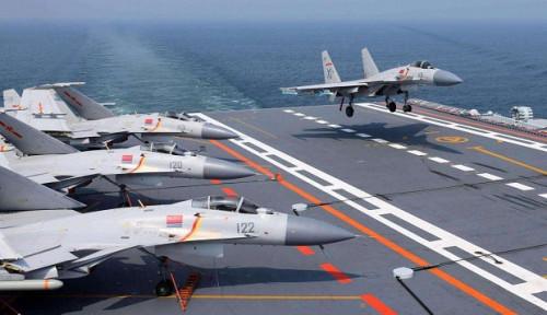 Gila! Militer China Teror Taiwan Lagi