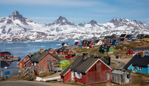 Foto PM Denmark: Greenland Adalah Greenland!