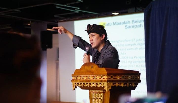Gara-gara Sampah, Indonesia Tak Bisa Jadi Negara Maju - Warta Ekonomi