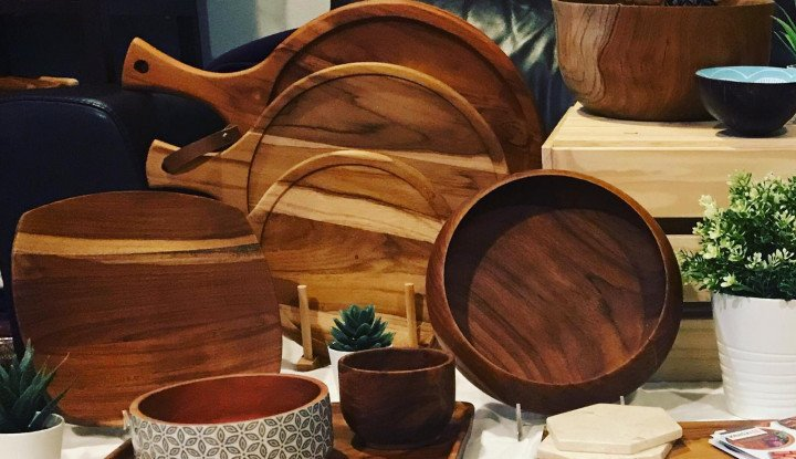 Furnitur Indonesia Mejeng di Las Vegas Market 2019 - Warta Ekonomi
