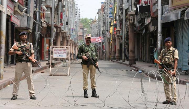 Konflik, Pakistan Diminta Intervensi Militer di Kashmir - Warta Ekonomi
