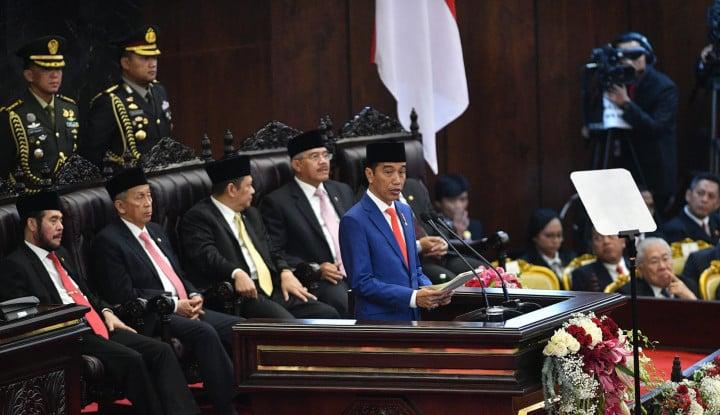 Tutup Sidang, Zulhas Mainkan Pantun untuk Jokowi - Warta Ekonomi