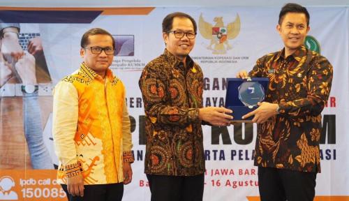 Foto Satgas LPDB-KUMKM di Jawa Akan Diresmikan Presiden Jokowi