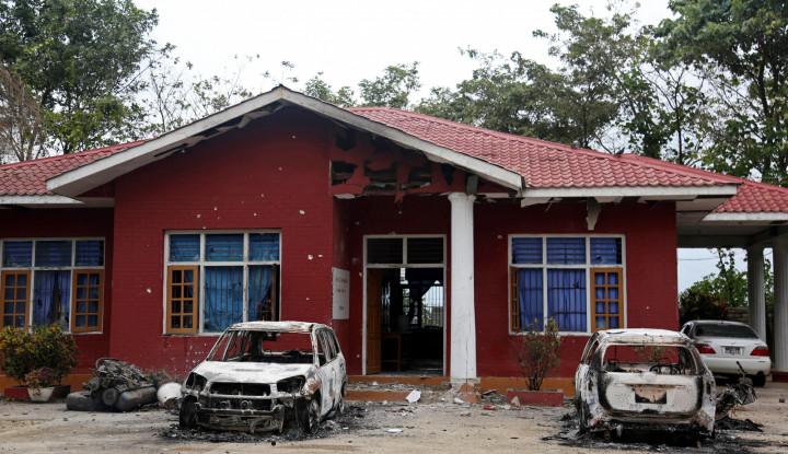 Serangan Pemberontak Myanmar Sebabkan 15 Orang Terbunuh - Warta Ekonomi
